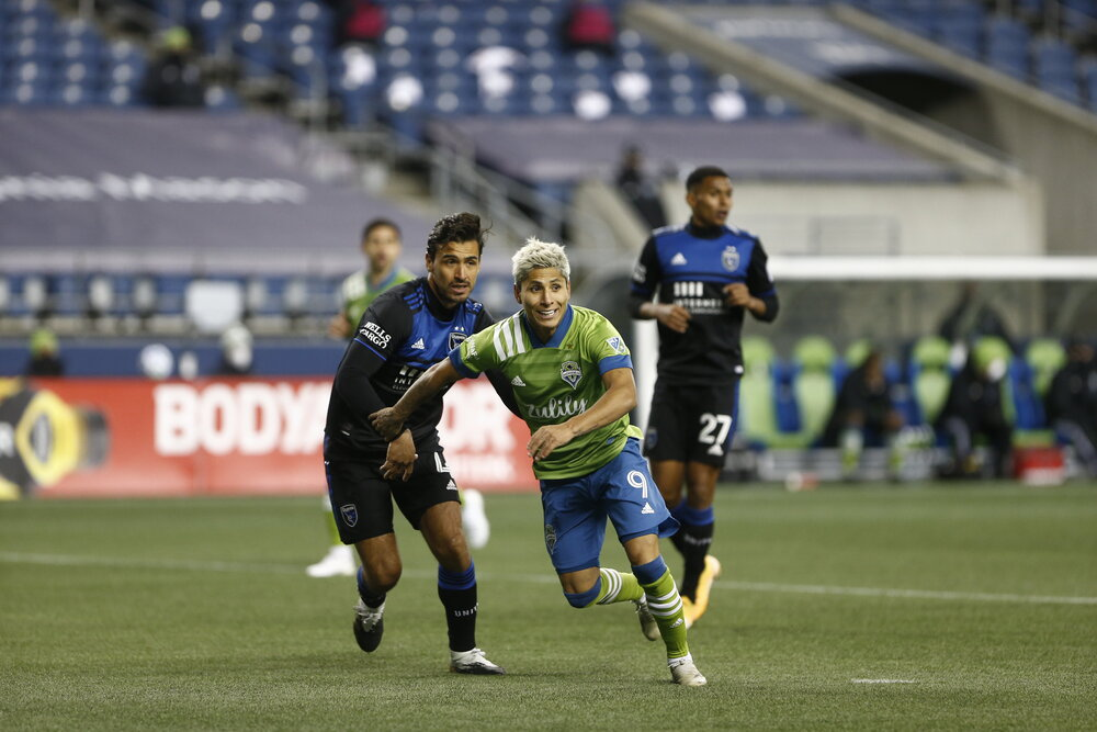 Photo Credit: Lindsey Wasson of Sounders Communications