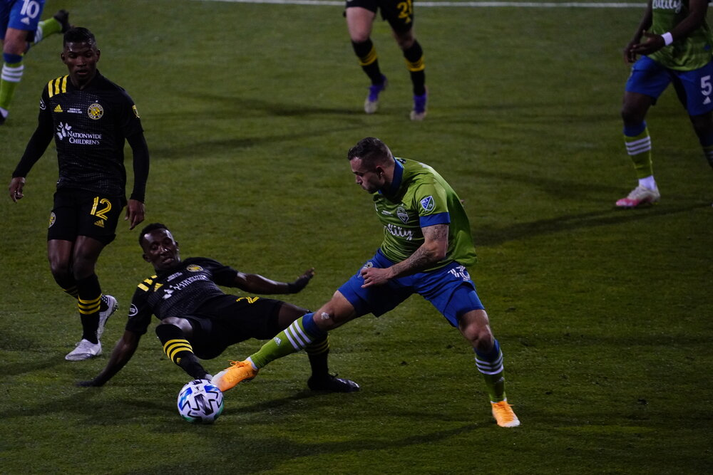 Photo Credit: Mike Fiechtner / Sounders FC