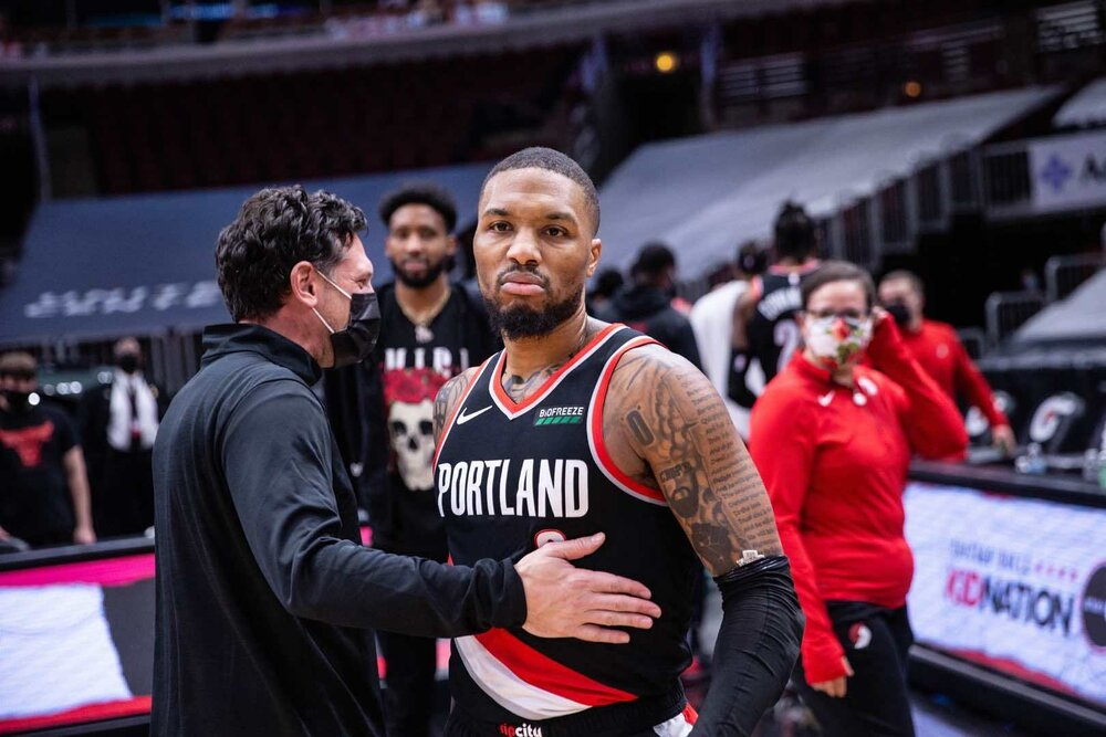 (Photo used with permission from Portland Trail Blazers)