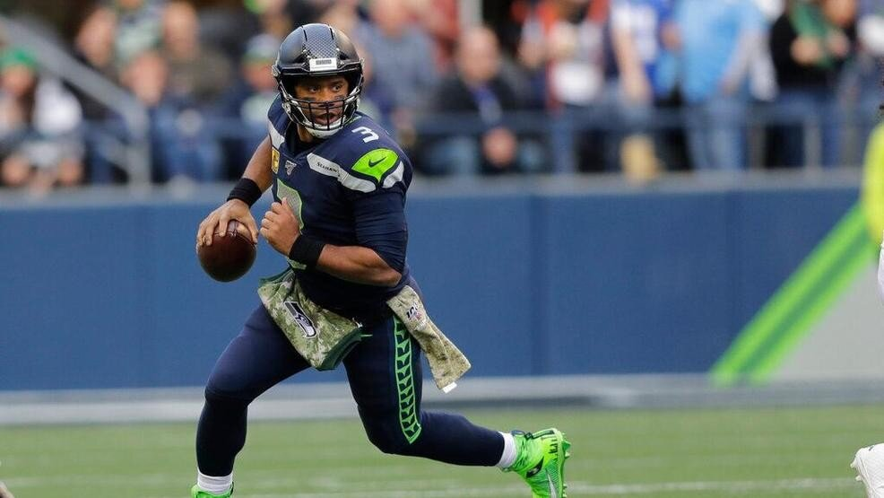 Russell Wilson and the Seattle Seahawks open the 2020 NFL season Sunday in Atlanta.
