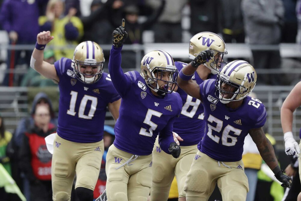 The complete 2021 football schedule for Washington was announced this morning.